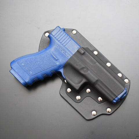 Hook and Loop Backed Gun Holster (Heavy Duty) Glock 21