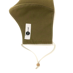 Army Green Adjustable Mask