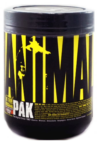Animal Pak en POLVO 388gr 44 scoops ✅
