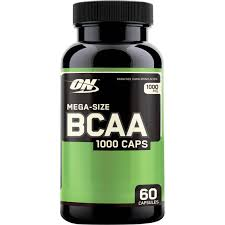 BCAA 1000 ON - 60 CAP ✅