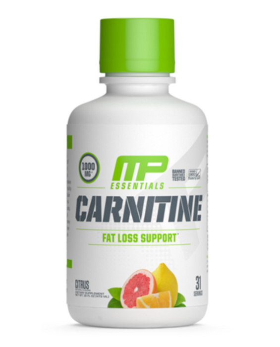 l-Carnitina Core 16 Oz MP ✅