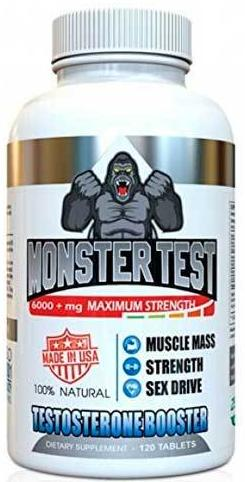 Monster TEST 2020 ✅