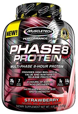 PHASE8 - MUSCLETECH ✅