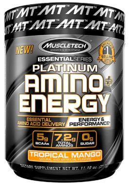 Platinum Amino Energy 30 servings ✅