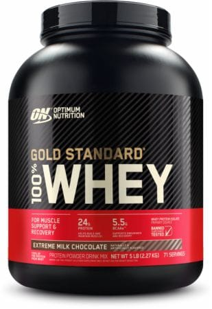 100% WHEY GOLD ✅