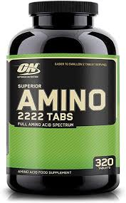 AMINO 2222 TABS ON