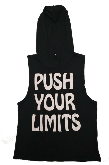 CAMISILLA PUSH YOUR LIMITS