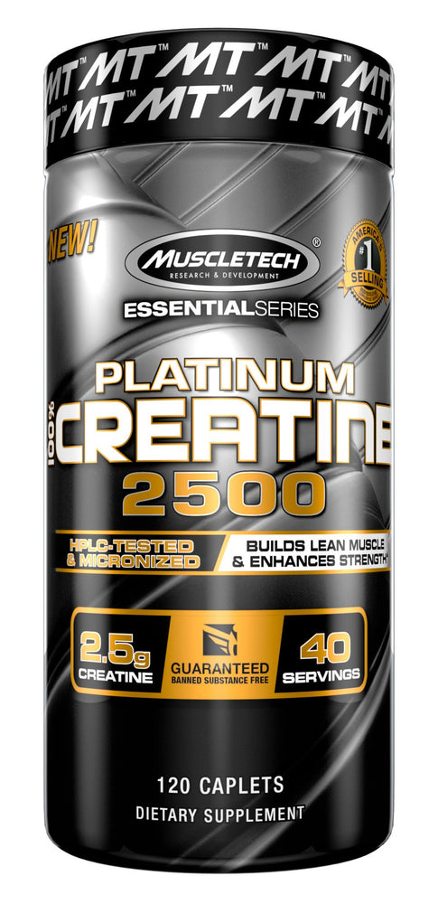 PLATINUM CREATINE 2500 120TABS