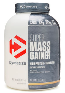 Super Mass Gainer ✅