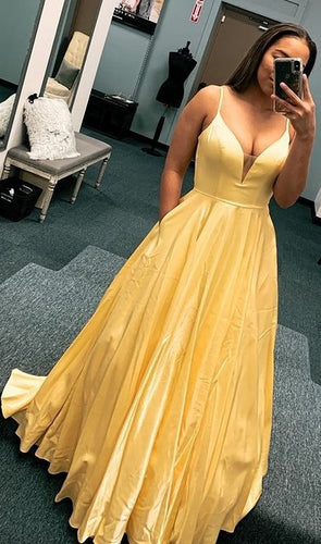 Simple Long Prom Dresses Winter Formal Dresses,Evening Dresses PPS150