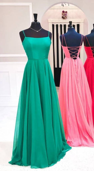 Simple Long Prom Dress With Lace up Back,Fashion Winter Formal Dress PDP0166