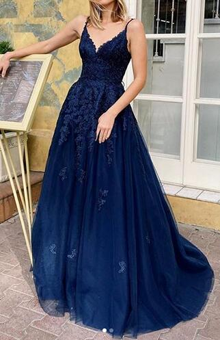 Long Prom Dress With Applique ,Fashion Dance Dress,Sweet 16 Quinceanera Dress PDP0276