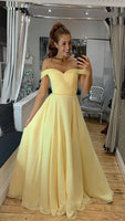Off Shoulder Long Prom Dress with Beading,Fashion Dance Dress,Sweet 16 Quinceanera Dress PDP0300