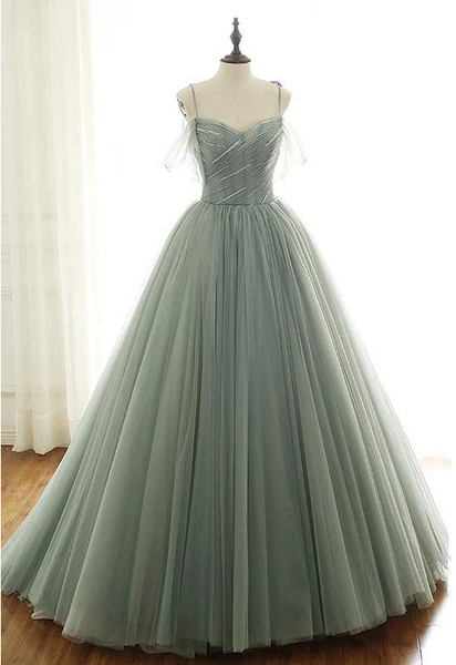 2020 Ball Gown Long Prom Dress , Sweet 16 Quinceanera Dress PDP0658