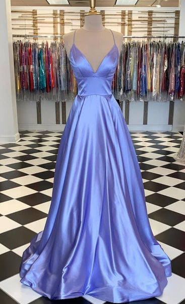 V-neck Sexy Long Prom Dress ,School Dance Dresses ,Fashion Winter Formal Dress PPS116