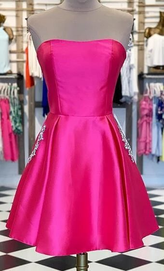 2020 Simple Homecoming Dress , Popular Short Prom Dress ,Fashion Dancel Dress PDH0036