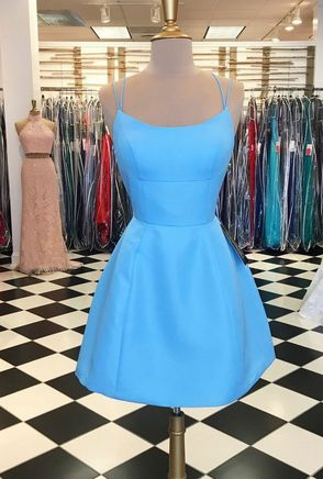 2020 Simple Homecoming Dress , Popular Short Prom Dress ,Fashion Dancel Dress PDH0037