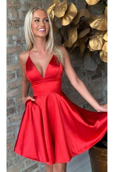 2020 Simple Homecoming Dress , Popular Short Prom Dress ,Fashion Dancel Dress PDH0024