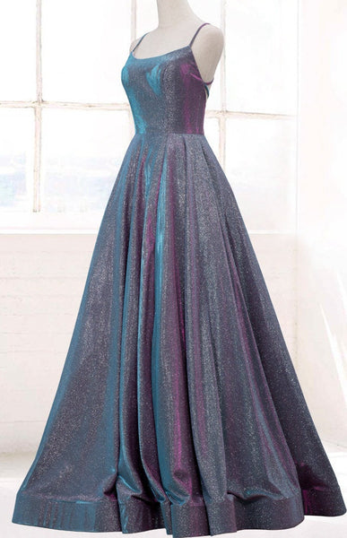 Sparkly Prom Dresses Long Prom Dress 8th Graduation Dress Formal Dress PDP0561