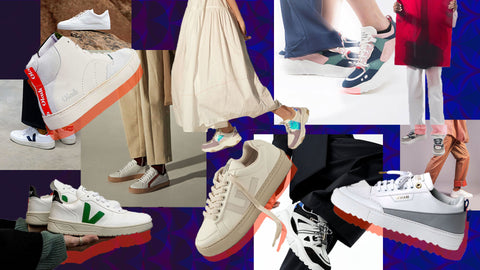 DESIGNER LEATHER SNEAKERS - THE 8 EMERGING BRANDS TO KNOW