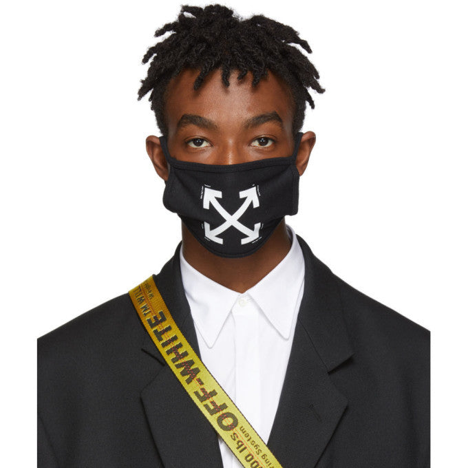 Off-white face mask COVID-19