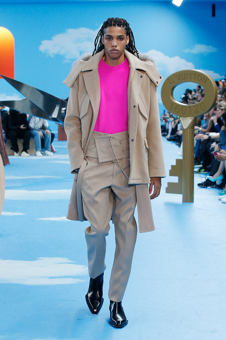 Louis Vuitton Menswear 2020 Virgil Abloh