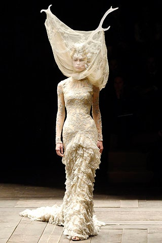 Widows of Culloden Alexander McQueen