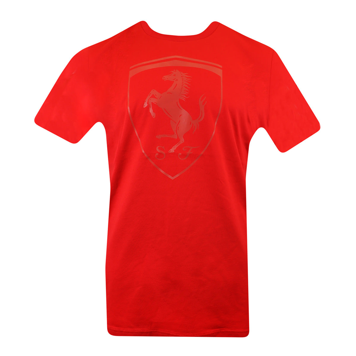 Men's Puma Large Shield T-Shirt