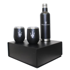 Maserati Waterbottle and Tumbler Set