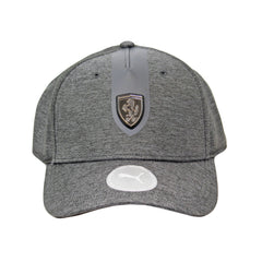 Gray Stripe Cap
