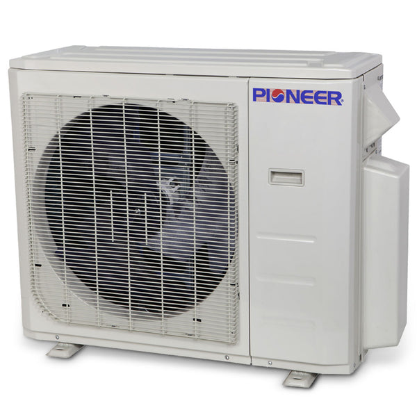 Ductless Multi Split Air Conditioning Heating System Dc Inverter Highseer
