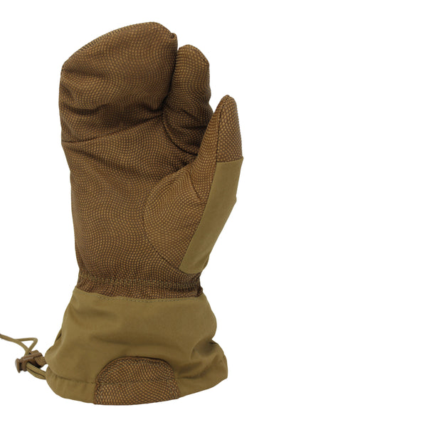 Trigger Finger Mitten (WP) (Hardshell) with removable liner