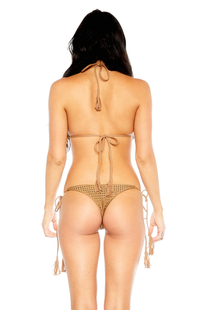 Polihale Bottom - Beach Babe Mesh