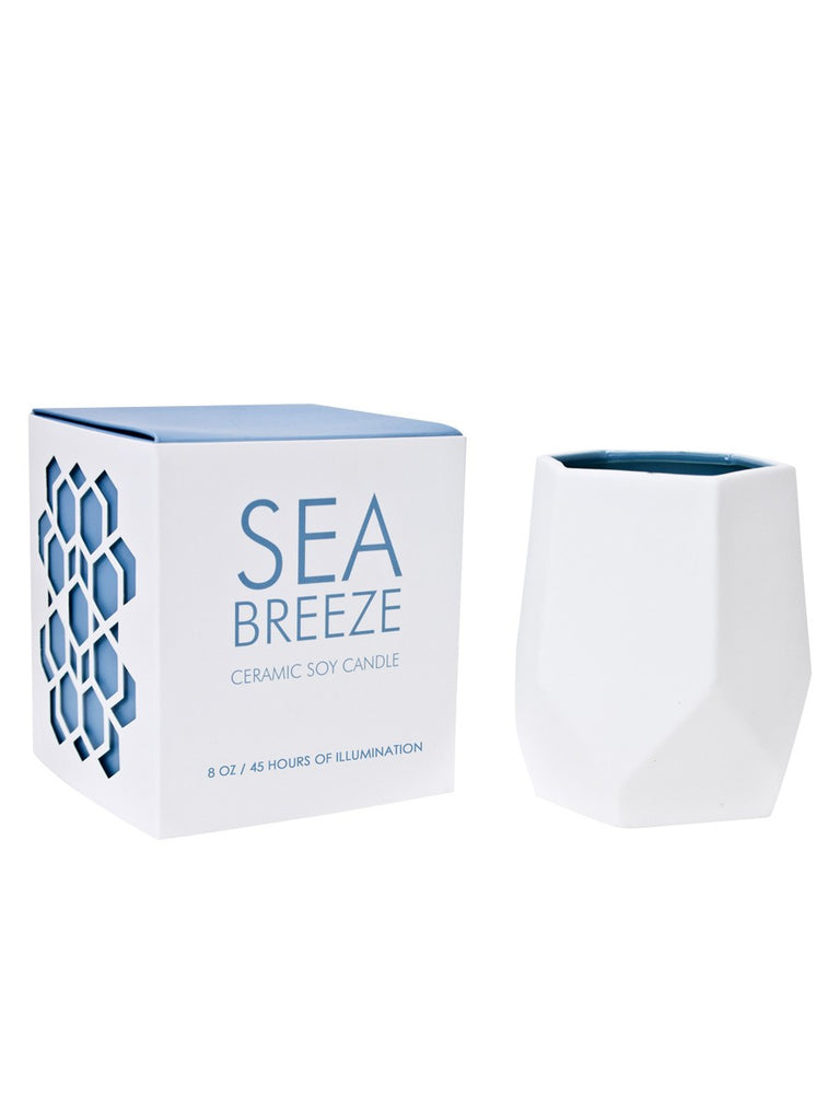 Sea Breeze 8oz Candle