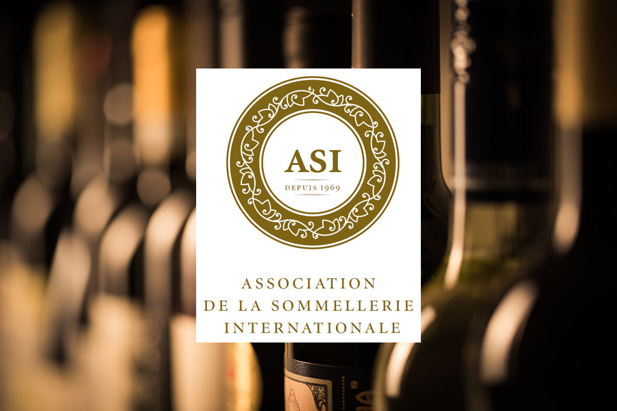 Gold Partner with the International Sommelier Association