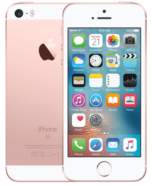 Apple iPhone SE - COMO NOVO