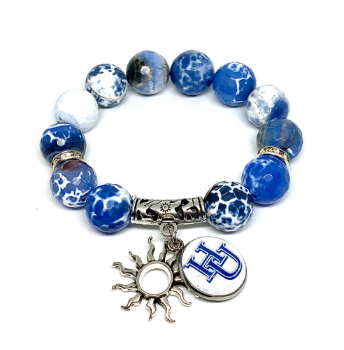 HU Themed Spirit Bracelet