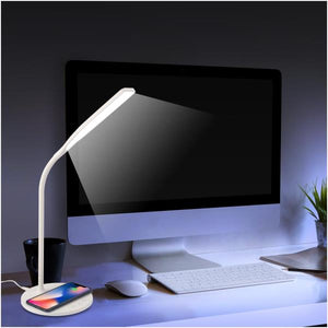 LED LAMP WITH WIRELESS CHARGER CELLY