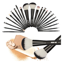 Carica l'immagine nel visualizzatore di Gallery, 22pcs Beauty Makeup Brushes Set Cosmetics Basic products Powder Blush