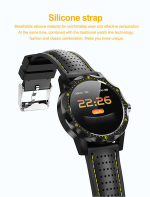 COLMI SKY 1 Smart Watch Men IP68 Waterproof Heart rate Activity Fitness Tracker Smartwatch Clock per Android-IOS