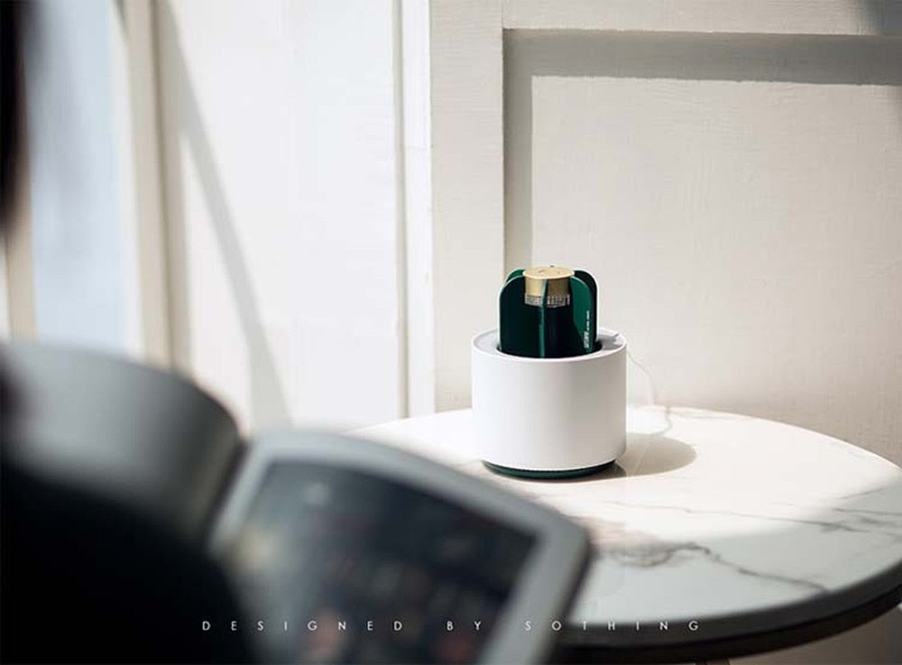 2020 New XiaoMi Sothing Cactus Mosquito Killer Light USB Powered UV Light.