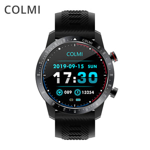 COLMI SKY6 Smart watch IP68 waterproof Tondo ma intelligente.