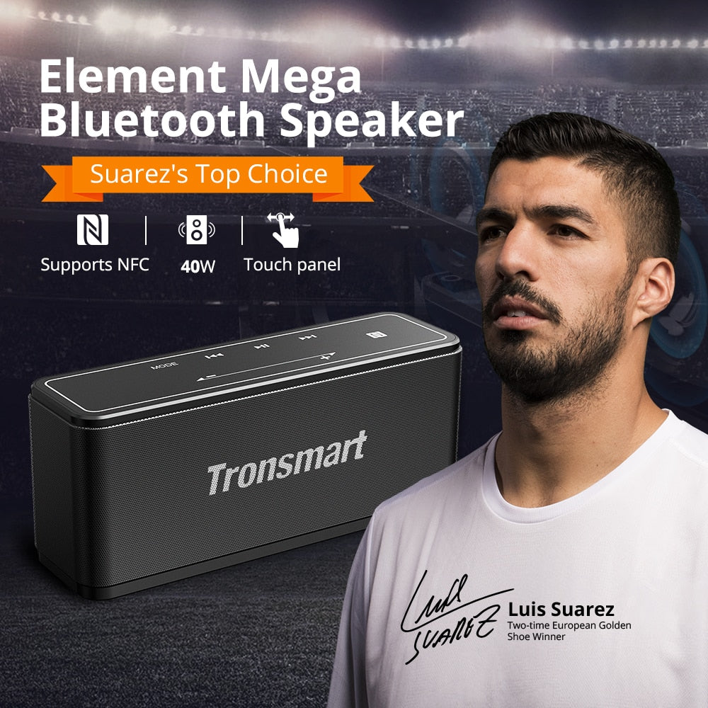 Altoparlante Bluetooth Element Mega SoundPulse ™ 40W.