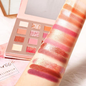 FOCALLURE New Sunrise palette occhi