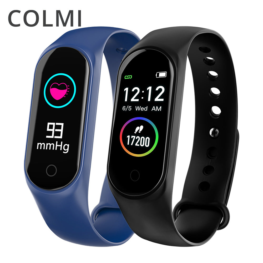 COLMI M4S Smart Bracelet Color-screen IP67 Colora il tuo fitness.