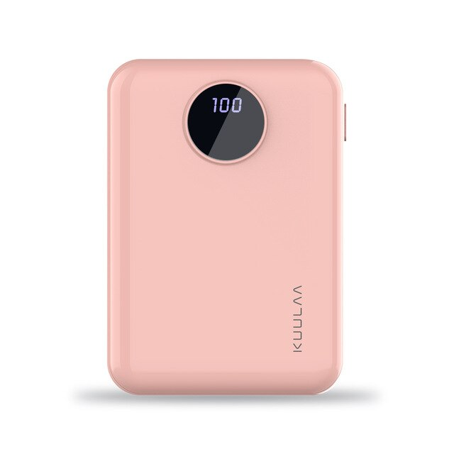 Power Bank 10000mAh Portable Ricarica Veloce.