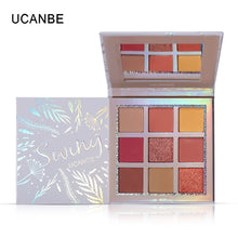 Carica l'immagine nel visualizzatore di Gallery, UCANBE Eyeshadow Makeup Palette