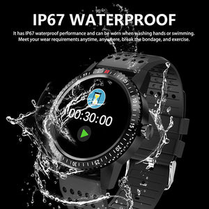 COLMI CT1 Smart Watch IP67 Waterproof Tutto sotto controllo.