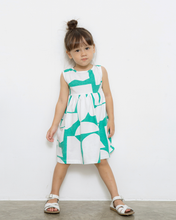 Load image into Gallery viewer, Green Gemstone Dress