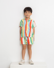Load image into Gallery viewer, Rainbow Shirt Set
